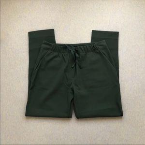 Lululemon gator green pants